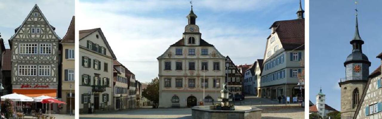 Vaihingen Marktplatz